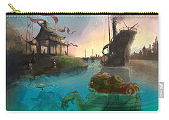 Japanese Fable 2 Carry-all Pouch
