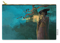 Japanese Fable Carry-all Pouch by Andy Catling