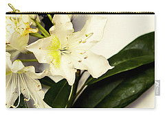 Japanese Flower Art Carry-all Pouch