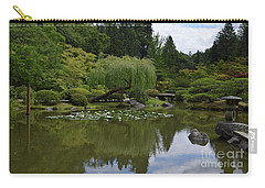 Japanese Gardens 3 Carry-all Pouch
