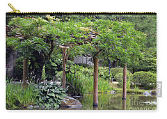 Japanese Gardens 4 Carry-all Pouch