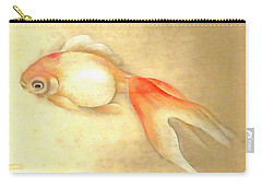 Japanese Goldfish Carry-all Pouch