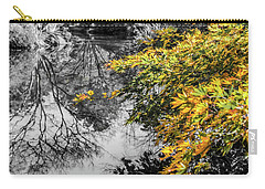 Japanese Maple Pop Carry-all Pouch