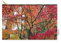 Japanese Maple Trees In Autumn Carry-all Pouch