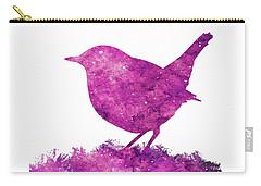 Japanese Robin Bird Carry-all Pouch