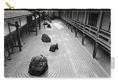 Japanese Zen Garden Carry-all Pouch