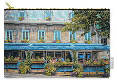 Jardin Nelson On Rue Saint-jacques Carry-all Pouch