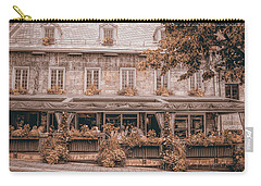 Jardin Nelson - Vintage Image Carry-all Pouch