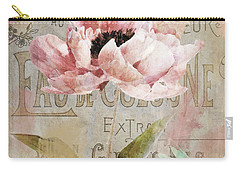 Jardin Rouge I Carry-all Pouch by Mindy Sommers