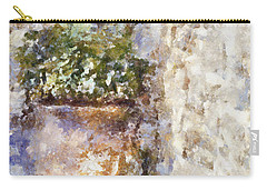 Jardiniere Carry-all Pouch by Shirley Stalter