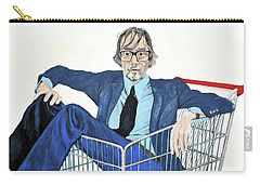 Jarvis Cocker 'off Yer Trolley' Carry-all Pouch