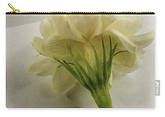 Carry-all Pouch featuring the photograph Jasmine by Bruce Carpenter