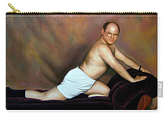 Jason Alexander As George Costanza Carry-all Pouch