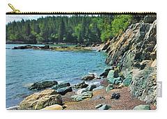 Jasper Beach Carry-all Pouch