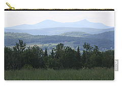 Jay Peak From Irasburg Carry-all Pouch