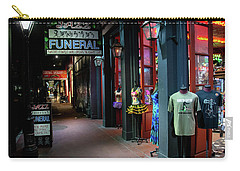 Jazz Funeral Carry-all Pouch