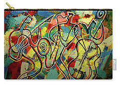 Jazz Rock Carry-all Pouch