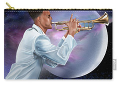 Jazz Universe Carry-all Pouch