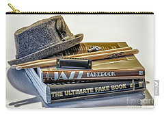 Carry-all Pouch featuring the photograph Jazz by Walt Foegelle