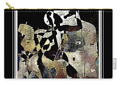 Jazzy Night 7 Carry-all Pouch by Lynda Payton