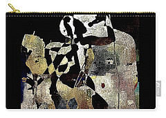 Jazzy Night 8 Carry-all Pouch by Lynda Payton