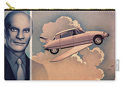 Jean Marais / Fantomas 1964 Carry-all Pouch