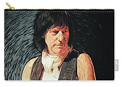 Jeff Beck Carry-all Pouch