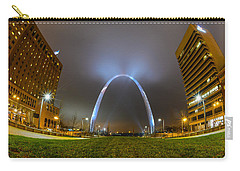 Jefferson Expansion Memorial Gateway Arch Carry-all Pouch