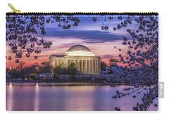 Jefferson Memorial Pre-dawn Carry-all Pouch