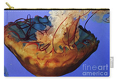 Jelly Ballet Carry-all Pouch by Beth Saffer