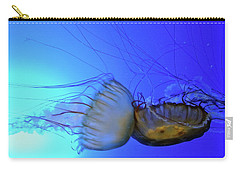 Jellyfish Collision Carry-all Pouch