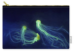 Jellyfish Tango Carry-all Pouch