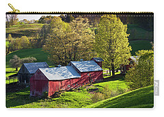 Jenne Farm Spring Carry-all Pouch