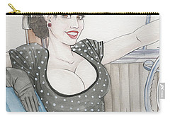 Jennifer Curlee Carry-all Pouch