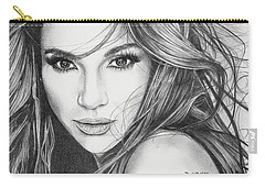 Jennifer Lopez Carry-all Pouch