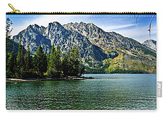 Jenny Lake Carry-all Pouch