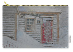Jeremiah Calkin House  Carry-all Pouch