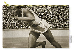 Jesse Owens Carry-all Pouch by American School