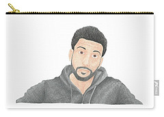 Jesse Wellens Carry-all Pouch