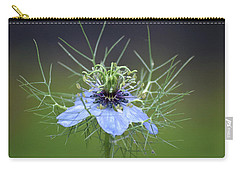 Jester's Hat Flower Carry-all Pouch