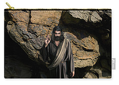 Jesus Christ- Be Blessed And Prosper Carry-all Pouch