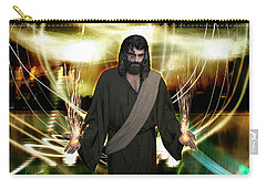 Jesus Christ- God Shines In Glorious Radiance Carry-all Pouch