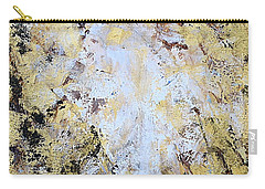 Jesus In Disguise Carry-all Pouch by Kume Bryant