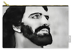 Jesus Carry-all Pouch by Pennie  McCracken