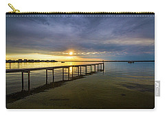 Jetty Four Bayside Sunset Carry-all Pouch
