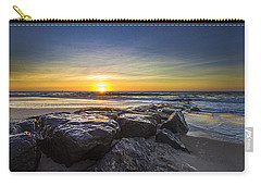 Jetty Four Sunrise Carry-all Pouch