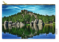 Jewel Of The Black Hills Carry-all Pouch