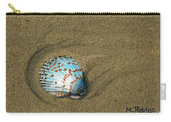 Jewel On The Beach Carry-all Pouch