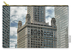 Jewelers Building Chicago Carry-all Pouch