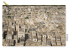 Jewish Cemetery On Mount Of Olives Carry-all Pouch